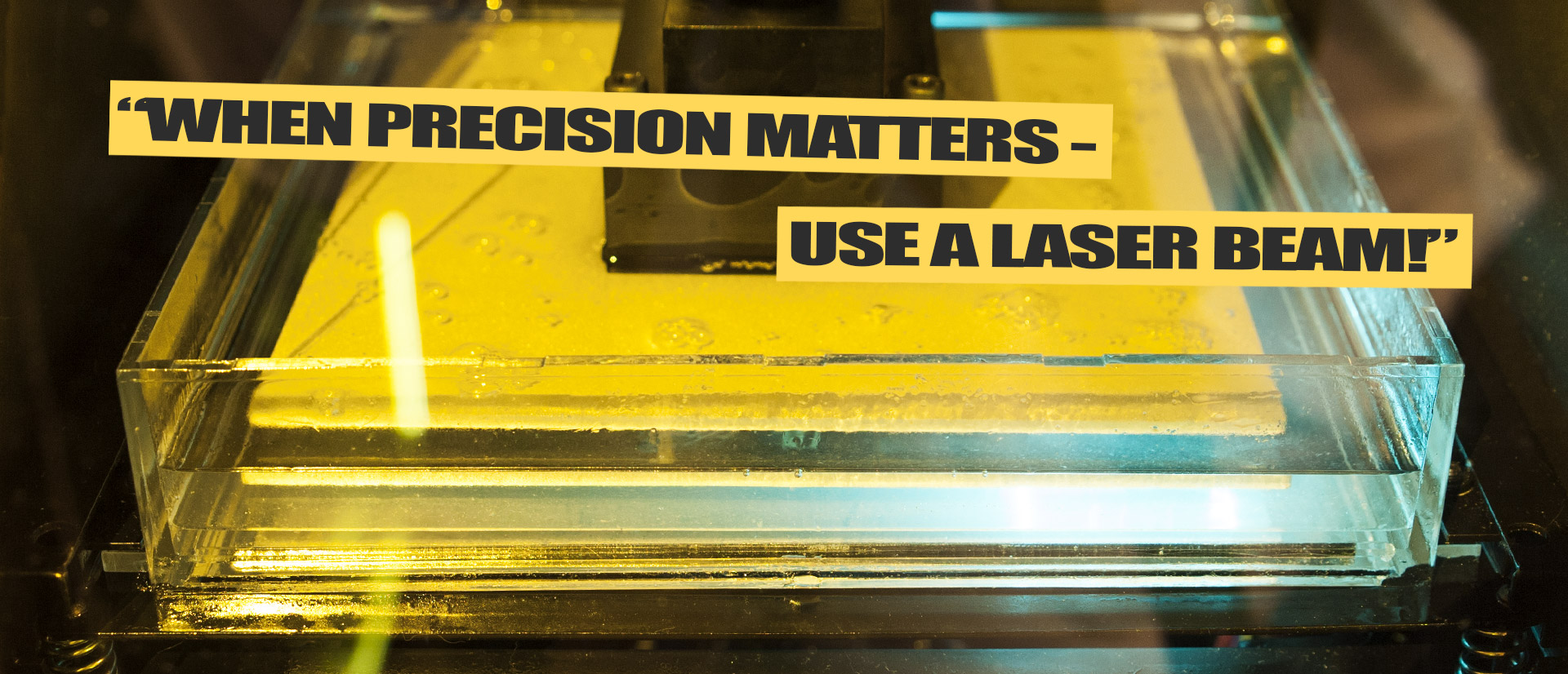 Fsl3d Pegasus laser 3d printing VAT