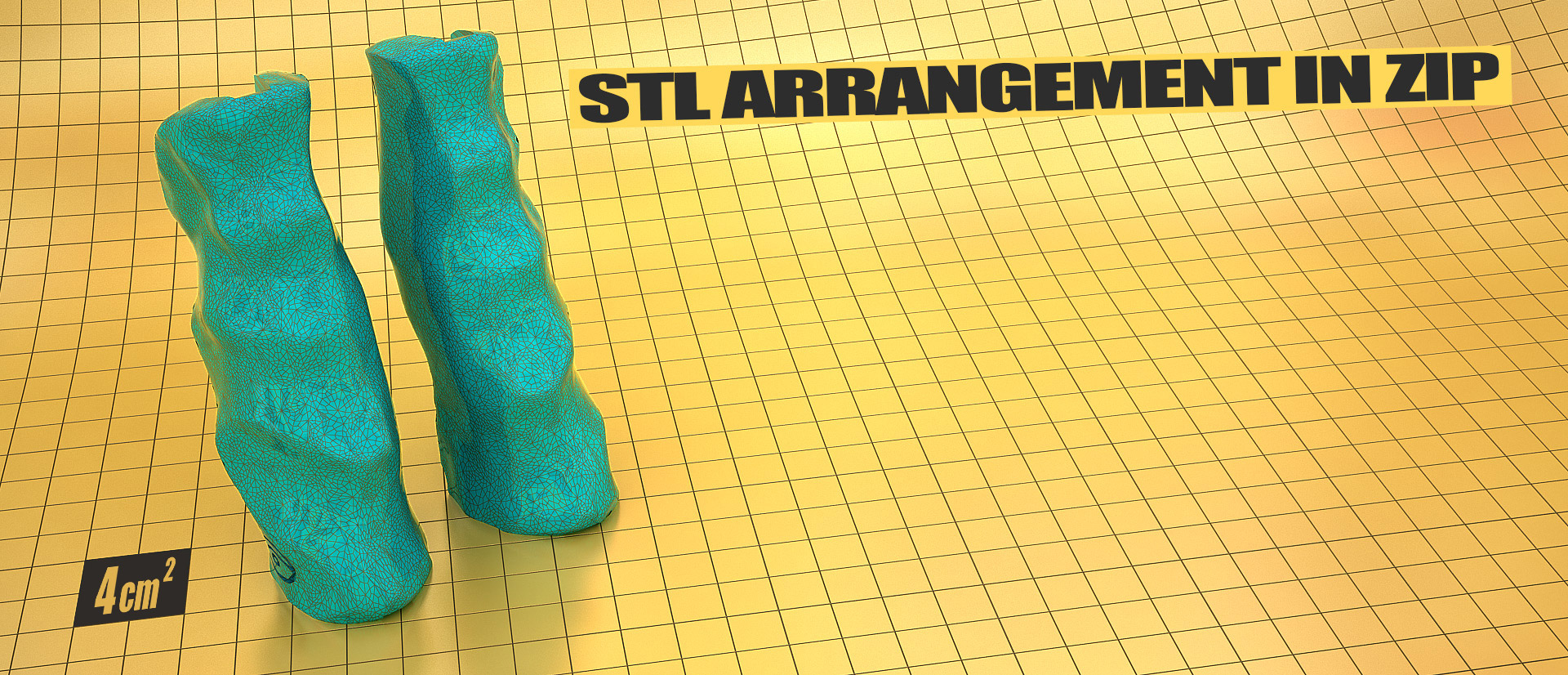 Justpressprint 3d print Bag Handle STL arrangement in zip