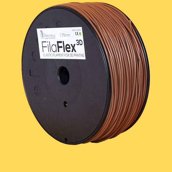 Justpressprint Filament Filaflex Brown