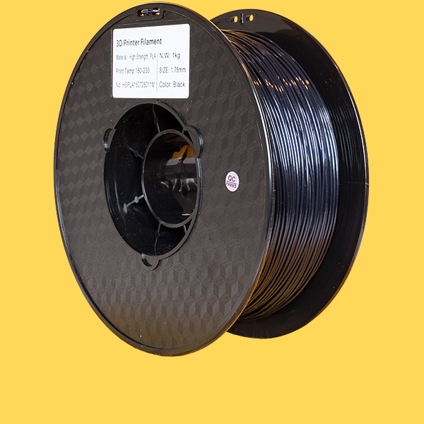 Justpressprint Filament HS-PLA 1.75 Black