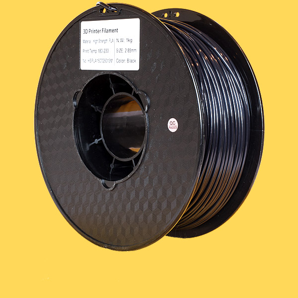 Justpressprint Filament HS-PLA 2.85 Black