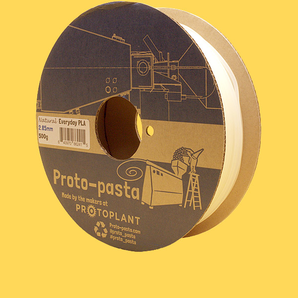 Proto-pasta Everyday natural PLA 500 grams