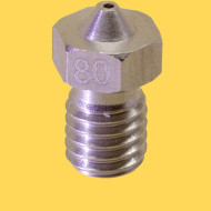 3d printer steel nozzle 3mm/0,8mm