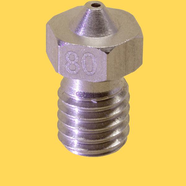 3d printer steel nozzle 3mm/0,8mm