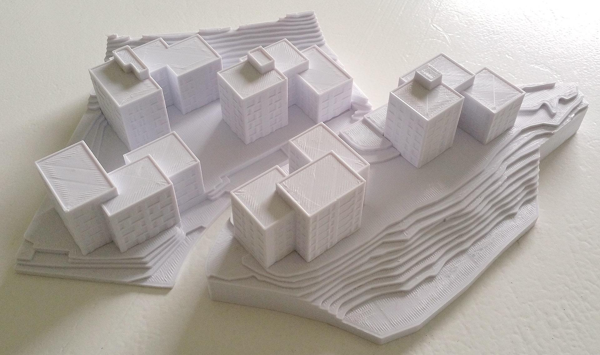 3D Print Buildings