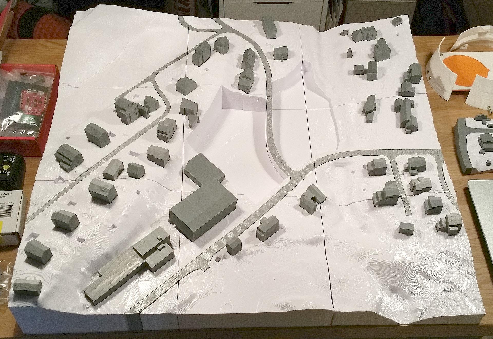 3D Print Plot