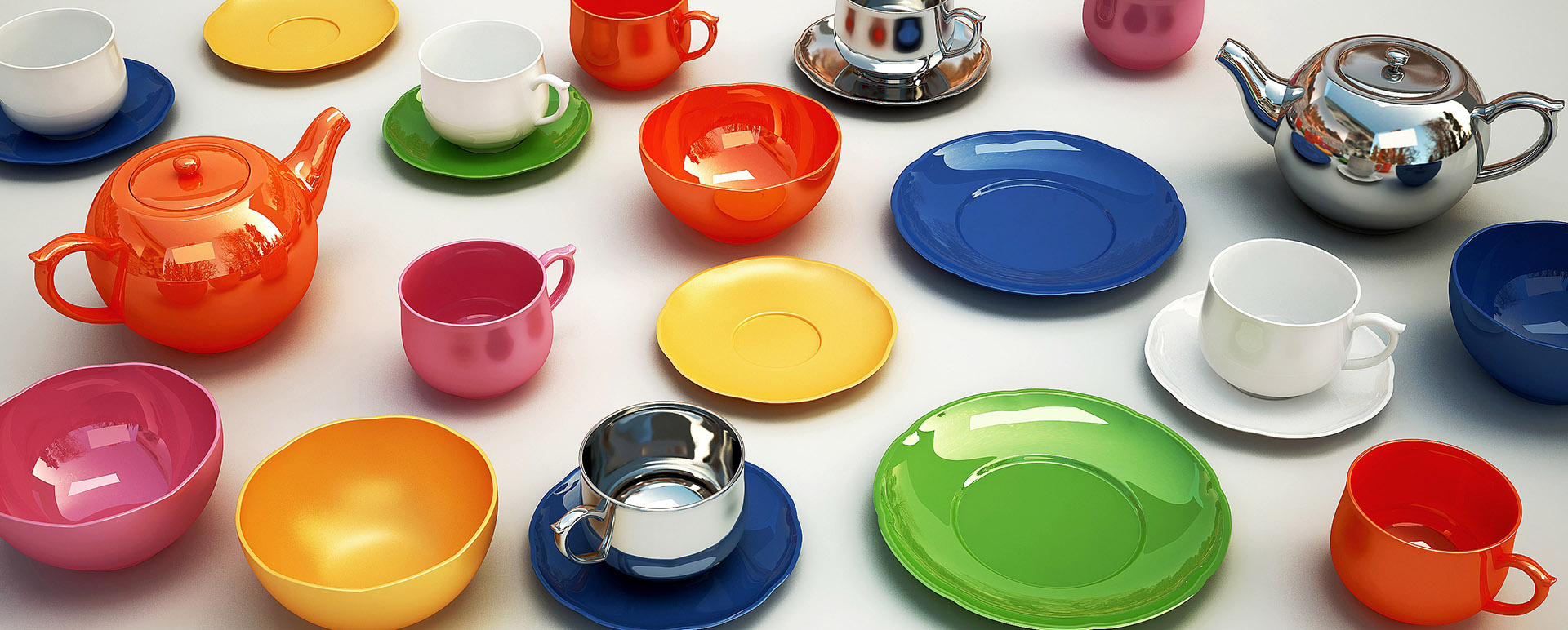 Dinnerware Render 2