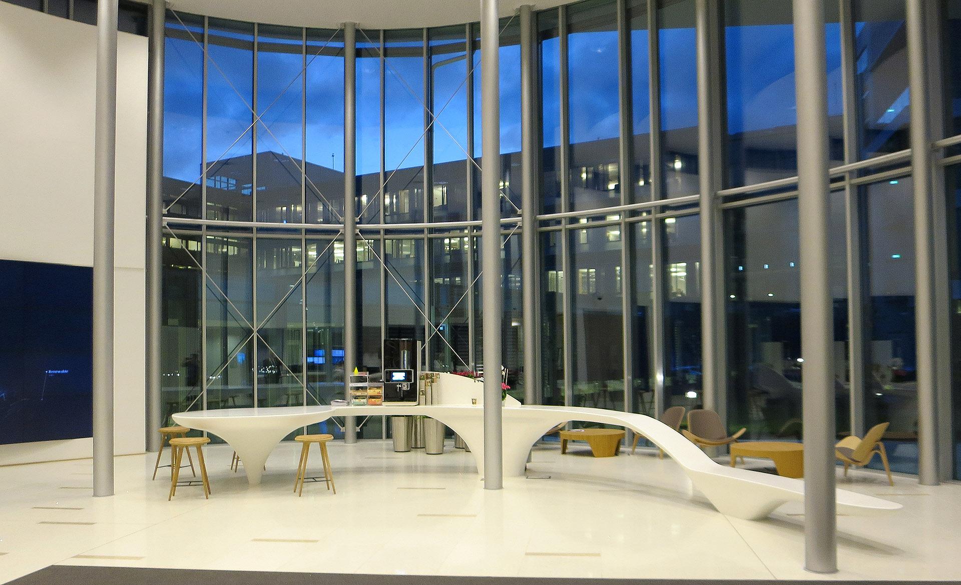 Kaffebar hos Statoil
