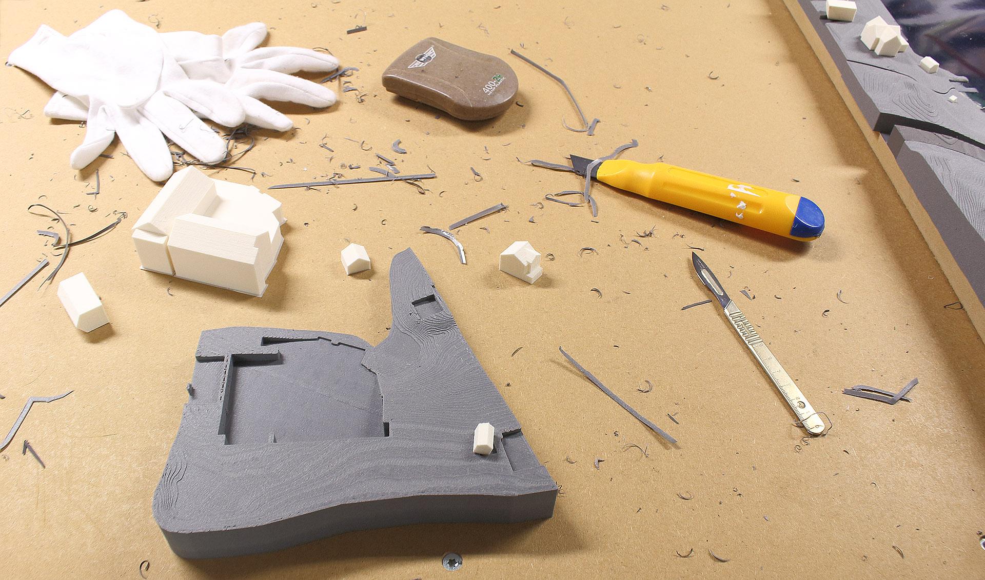 10 - Cutting The Brim